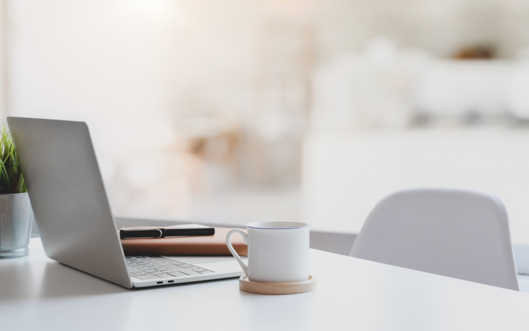 Quando il lavoro si sposta a casa, gli strumenti di comunicazione possono rimanere in ufficio